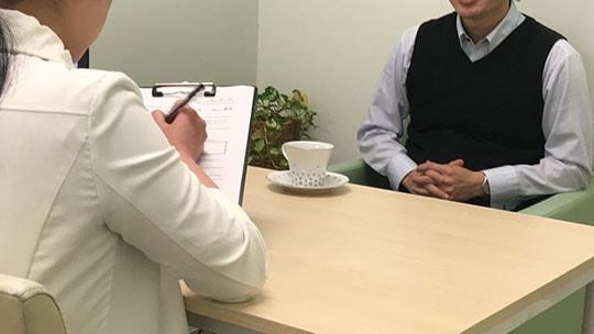 臨床心理士の質の高いカウンセリング